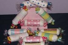 Baby Shower and Gift Ideas / by Jennifer Bonilla-Belk