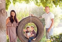 Family photos @ the farm  / by Sharon Stone