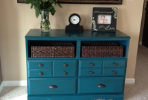 Refinished Furniture / by Stephanie Jenkins