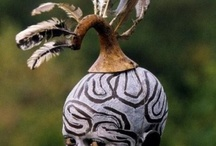 Tribal  Body painting & make-up  / by Bonnie Sandy