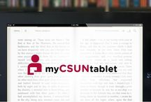 CSUN Technology / California State University, Northridge continues to increase the quality of learning by providing the latest higher education information technology materials.  / by California State University, Northridge