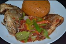 African food / by Cuisine 228