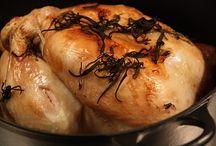 Kylling / Chicken / by Kristine