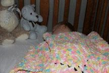 Crochet - Blankets/Afghans/Throws / by Angela Bergeron