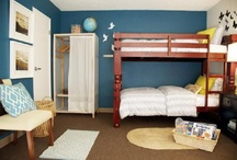 Boys bunk room inspiration / by Megan Lofgran