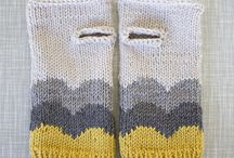 knit fast, die warm / by Lindsay Generic