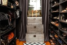Closets / shouldn't your stylish clothes be in a stylish space? / by Traci Zeller