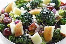 Salads / by Marianne Herman