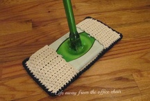 Crochet: House Cleaning Items / by Patti Stuart