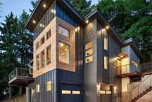Exterior / by candice z