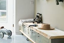 mudrooms / by Brook Thompson