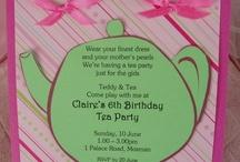 Millie's Birthday Partea / by Leah Gillette-Fox