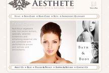 Beauty Favorites ♥ / by Aesthete Beauty