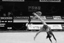 Gymnastics / by kayla vincent