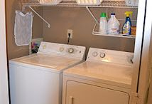 Laundry Room Redo / by music_girl29