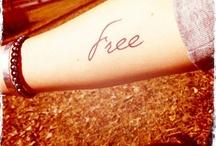 Tattoos / by Arlen