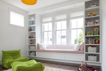 Playrooms & Playhouses / by Hep Jamieson