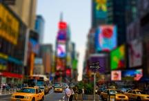 NYC / by Sandra Matsuba