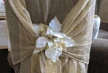Chair Covers  / by Mary Tapia