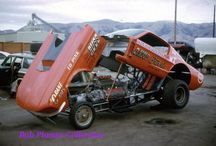 Funny Car / by Roger Sitzes