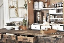 Primitive Love This ..Rustic decor / by Ashlee Wagoner Gasson