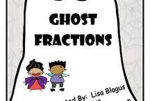 Halloween Math Activities / by Pinning Teacher