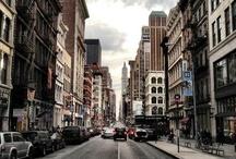 New York New York / by Alexander Nash