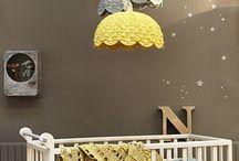 nursery ideas / by Sara Marie