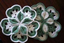 Crochet Trinkets / by Terri Walls