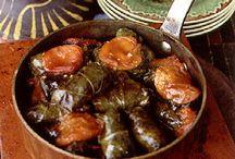 المطبخ العربي / by nadean j