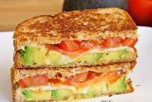 Food - Sandwiches / by Rachel Stump