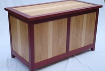 Blanket Chest Ideas / by Robin Gentry