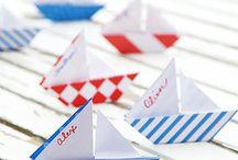Nautical party ideas / by Chryshani Abeysena