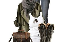 A Survival Mom's Wardrobe / No, you don't have to wear camo head to toe! Here are some practical ideas for clothes that will give you an edge if you ever have to deal with an everyday disaster or worst case scenario! / by The Survival Mom