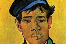 Van Gogh / by Villacrés Pincay