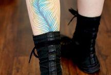 Tattoos / by Jazmine Trammell