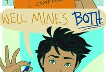 Camp half blood / by Katie Chase
