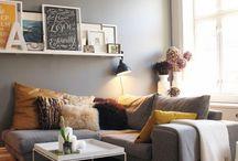 Living Room / by Feruza Kaharova