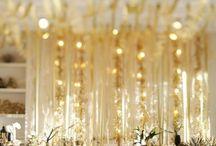 Festa ouro / by Beatriz Machado