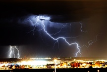Lightening <3 and storms / by Shawn Senesac
