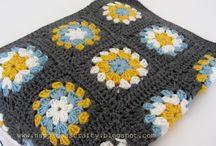 Crochet Granny Squares / by Stephanie Sario