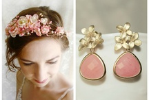 Wedding Jewelry + Shoes / by Rebecca Hale