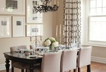 Dining Rooms / by Stella Mark