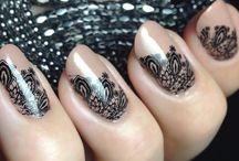 nails / by Tanya Davidson- Doll