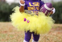 LSU & Ole Miss / by April Moore