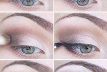 makeup / by Anji Reason