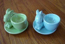 EGGCUPS & COZIES / by Arlene Lavens