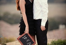 Engagement Pic Ideas / by Chelsea Benson