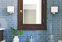 Bathrooms / by Christina Graziano