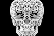 Skull Mania  / by marialauraribeiro